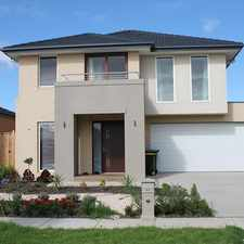 Rental info for Fantastic Modern Living in the Melbourne area