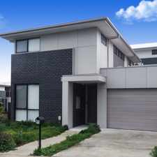 Rental info for WALK TO MERNDA VILLAGE SHOPS & PRIMARY SCHOOL! SATURDAY INSPECTION 22/04/17 CANCELLED. PROPERTY LEASED in the Melbourne area