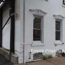 Rental info for 119 S 7th Street