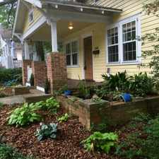 Rental info for Downtown Craftsman House