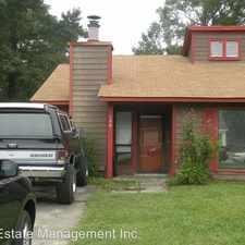Rental info for 106 Twinwood
