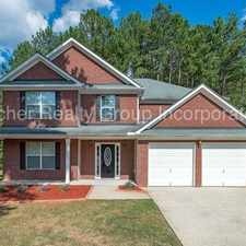 Rental info for Enormous Brick front traditional home.