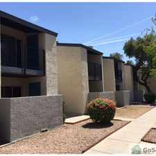 Rental info for BEAUTIFUL RENOVATION ON ENTIRE COMPLEX LOCATED JUST SOUTH OF CAMELBACK ROAD, AND JUST WEST OF 19TH AVENUE! in the Phoenix area