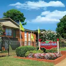 Rental info for Eastwood Park in the Memphis area