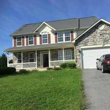 Rental info for Beautiful 4 bedroom and 3 bath home Close to I-81.