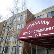 Rental info for Kiwanian Apartments - 50+ Senior Community