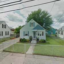 Rental info for Single Family Home Home in Pawtucket for For Sale By Owner