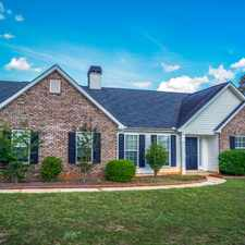 Rental info for Newer Construction 4 Bedroom in McDonough !!