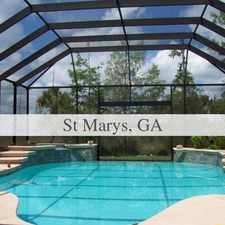 Rental info for THIS ULTRA LUXURIOUS HOME SETS ON A PENINSULA SURROUNDED BY MARSH S.
