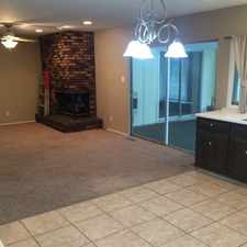 Rental info for 3 bedrooms House - 3 bed 2 bath 2 car garage, stove. Washer/Dryer Hookups!