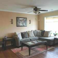 Rental info for Townhouse - in a great area.
