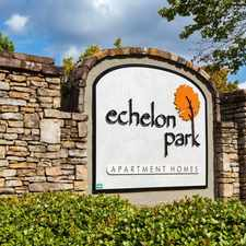 Rental info for Echelon Park in the McDonough area
