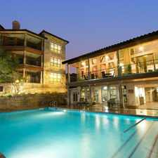 Rental info for Bell Quarry Hill in the Austin area
