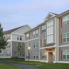 Rental info for Franklin Commons Apartments
