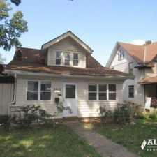 Rental info for 2510 Hardesty Avenue