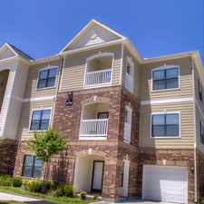 Rental info for Reserve at Fall Creek in the George Bush Intercontinental Airport area