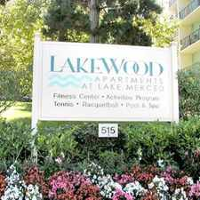 Rental info for Lakewood Apartments in the San Francisco area