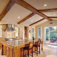 Rental info for 4 bedrooms House - Embodying casual California elegance. in the Shady Canyon area