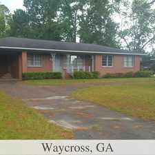 Rental info for Bright Waycross, 3 bedroom, 2.50 bath for rent. $800/mo