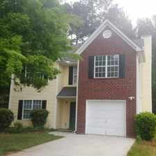 Rental info for 4722 Browns Mill Ferry Road