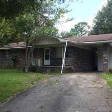 Rental info for This 3 bedroom 1 bath home has a large fenced in lot with workshop.. to see this or another home Keith Realty has available come by 13 S. Florida St.