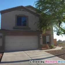 Rental info for 23935 W Desert Bloom St
