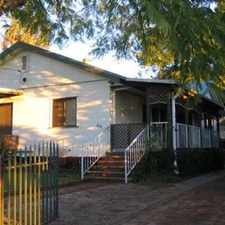 Rental info for Great Home And Lovely Family Area! in the Zillmere area