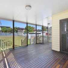 Rental info for Approved Application - Cute renovated 3 bedroom home! in the Brisbane area