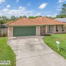 Rental info for Home located in the Narangba Valley School Catchment