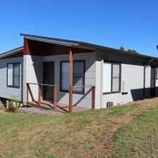 Rental info for BEAUTIFUL FOUR BEDROOM HOME in the Cessnock area
