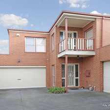 Rental info for COMFORTABLE & SPACIOUS!
