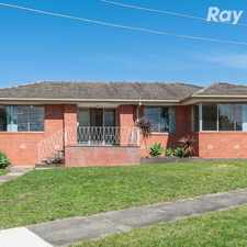 Rental info for LOCATION AND MUCH MORE!!! in the Melbourne area