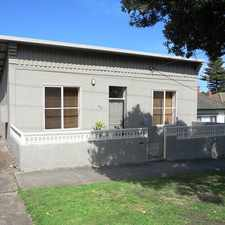 Rental info for Central Living in the Warrnambool area