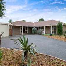 Rental info for Entertainer's Delight - 3 Bedroom Home with a Pool! in the Melbourne area