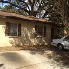 Rental info for Large storage/utility room. Large bedrooms. Ceramic tile and ceiling fans help with electric bill. Water included in rent. No stairs, park at your door. in the Tampa area