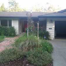 Rental info for Davis, Great Location, 4 bedroom House.