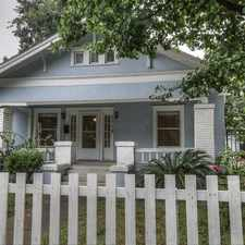 Rental info for House for rent in Houston. in the Northside Village area
