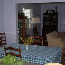 Rental info for great home to rent and call home.
