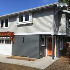 Rental info for 3815 Northeast Thompson Street #B