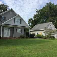 Rental info for Beautiful two bedroom two bath home located in Grove Park subdivision.
