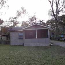 Rental info for House for rent in Jacksonville. Washer/Dryer Hookups! in the Riverview area