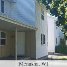 Rental info for Super Cute! Apartment for Rent! in the Menasha area