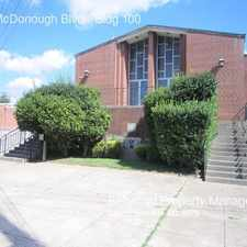 Rental info for 420 McDonough Blvd in the Chosewood Park area