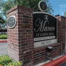 Rental info for Manor at Castle Hills