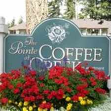 Rental info for Pointe at Coffee Creek, The