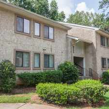 Rental info for Peachtree Place North