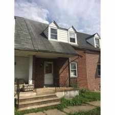 Rental info for 3 Bdrm 1 bath 1123 Hancock St, Chester PA in the Chester area