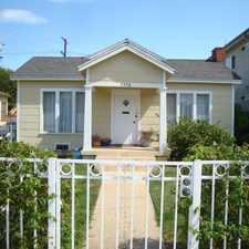 Rental info for 3736 Kelton Avenue in the Palms area