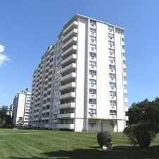 Rental info for Bathurst and Sheppard: 569 Sheppard Avenue West, 1BR in the Vaughan area