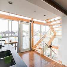 Rental info for Adanac St & Slocan St in the Vancouver area